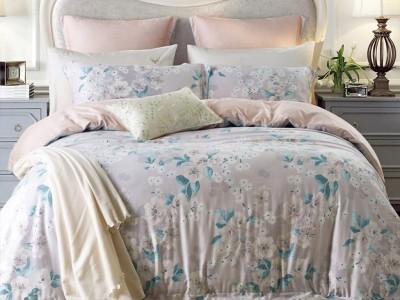 Комплект постельного белья Asabella 801 (размер евро-плюс)