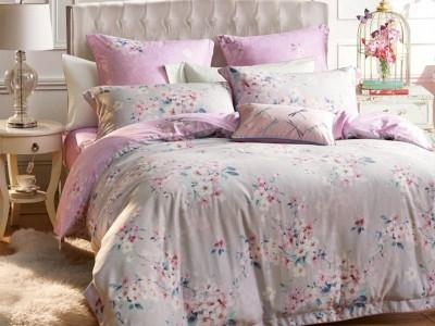 Комплект постельного белья Asabella 802 (размер 1,5-спальный)