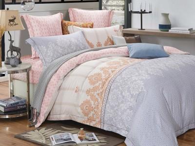 Комплект постельного белья Asabella 807 (размер евро)