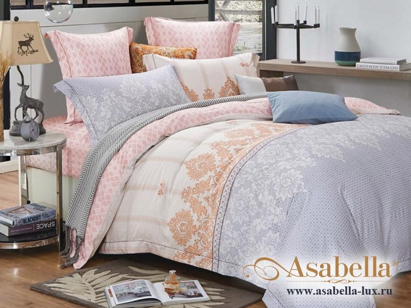 Комплект постельного белья Asabella 807 (размер 1,5-спальный)