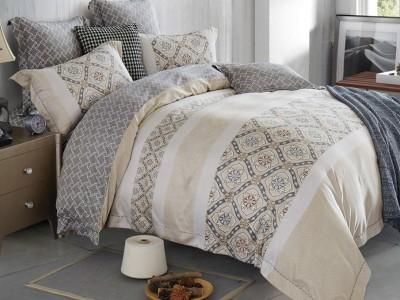 Комплект постельного белья Asabella 809 (размер евро)