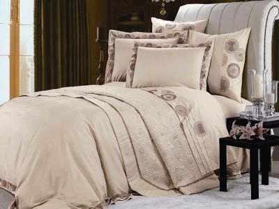 Комплект постельного белья Asabella 809A (размер евро-плюс)