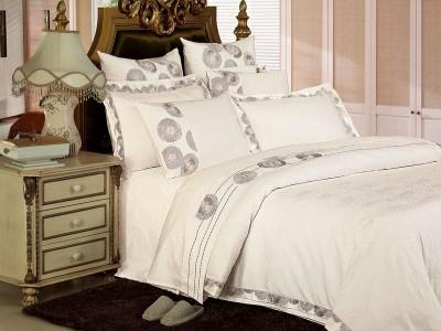 Комплект постельного белья Asabella 809B (размер евро-плюс)