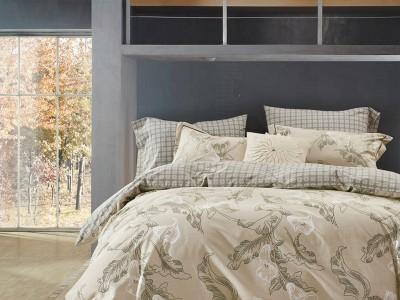 Комплект постельного белья Asabella 820 (размер 1,5-спальный)