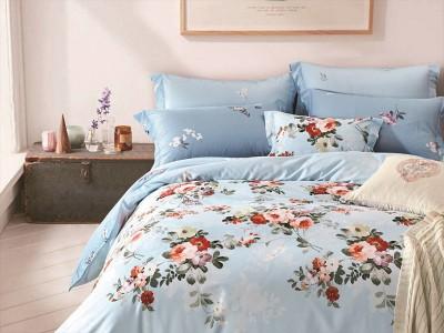 Комплект постельного белья Asabella 822 (размер евро)