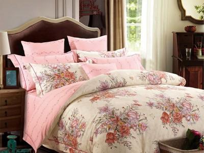 Комплект постельного белья Asabella 837 (размер 1,5-спальный)