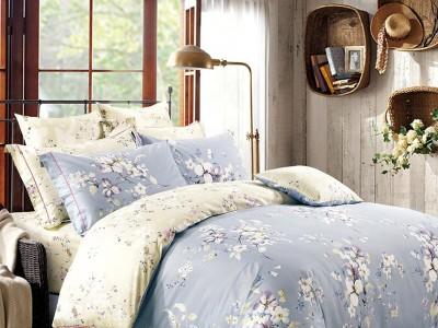 Комплект постельного белья Asabella 838 (размер 1,5-спальный)
