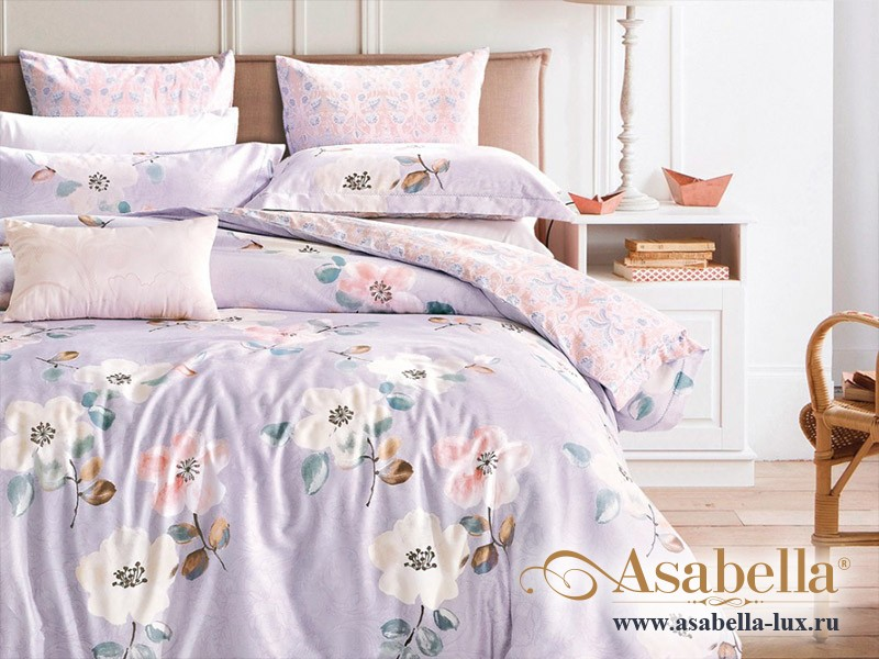 Комплект постельного белья Asabella 840 (размер евро-плюс)