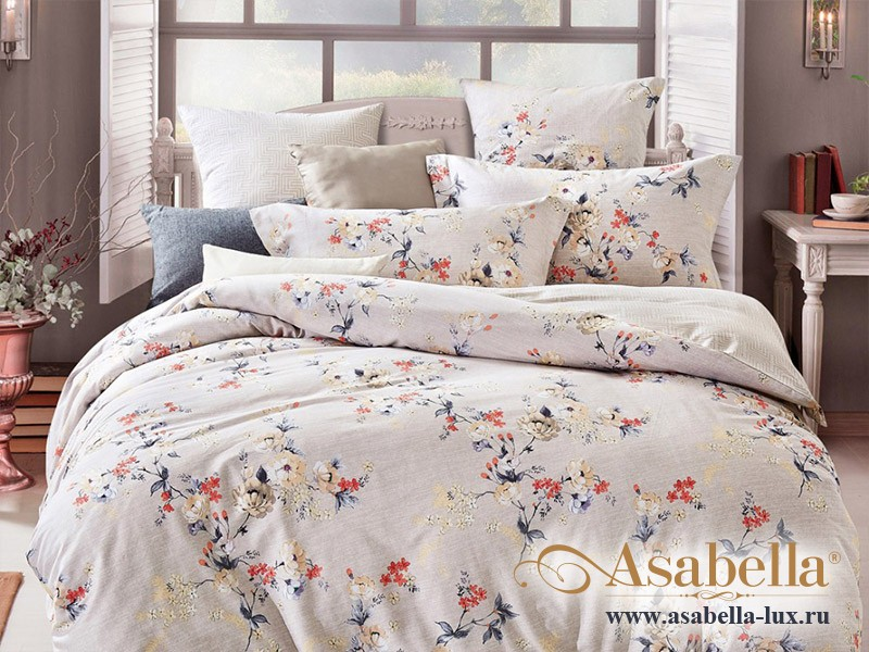 Комплект постельного белья Asabella 841 (размер семейный)