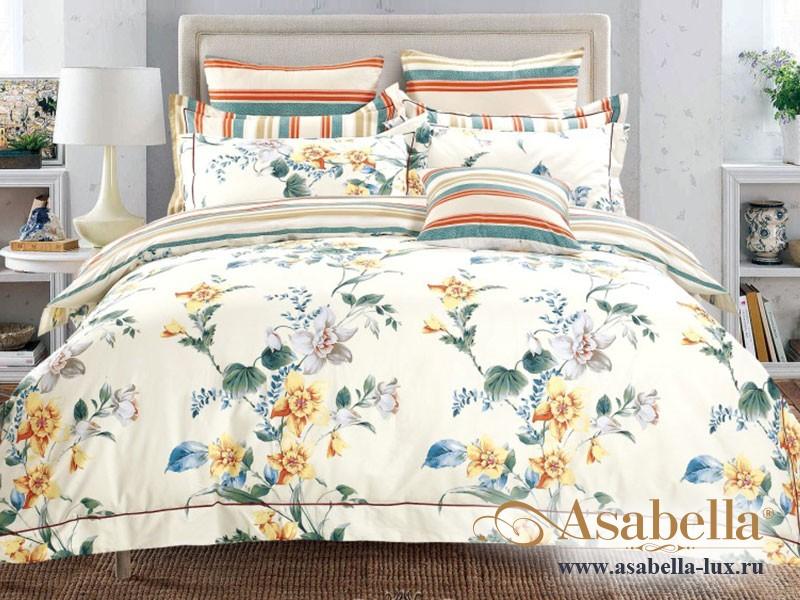 Комплект постельного белья Asabella 852 (размер евро)