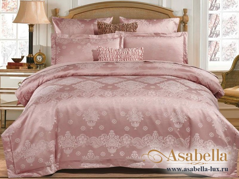 Комплект постельного белья Asabella 854 (размер семейный)