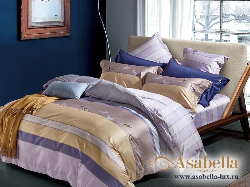 Комплект постельного белья Asabella 861 (размер евро)