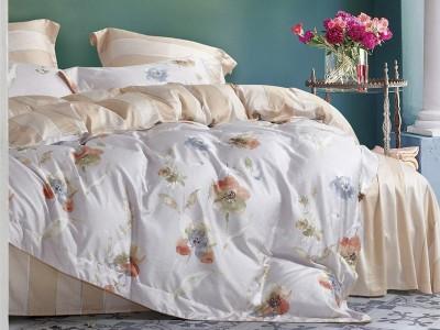 Комплект постельного белья Asabella 864 (размер евро)