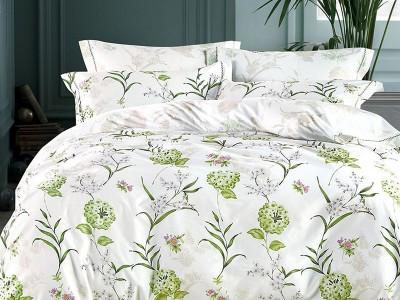 Комплект постельного белья Asabella 887 (размер евро)