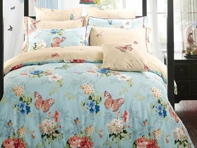 Комплект постельного белья Asabella 890 (размер семейный)