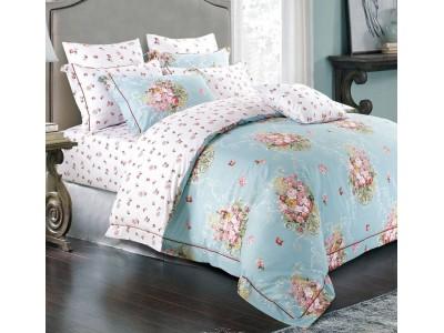 Комплект постельного белья Asabella 891 (размер евро-плюс)