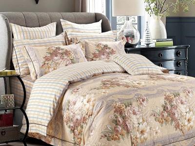 Комплект постельного белья Asabella 894 (размер евро-плюс)