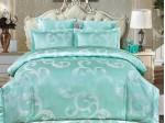 Комплект постельного белья Asabella 904 (размер евро)