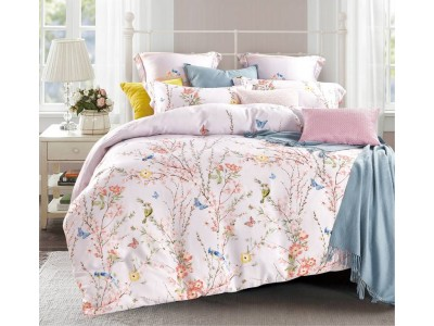 Комплект постельного белья Asabella 909 (размер евро)