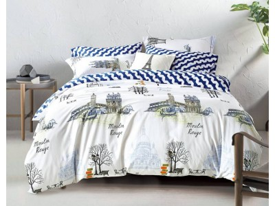Комплект постельного белья Asabella 913-4XS (размер 1,5-спальный)