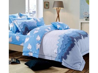 Комплект постельного белья Asabella 914-4XS (размер 1,5-спальный)