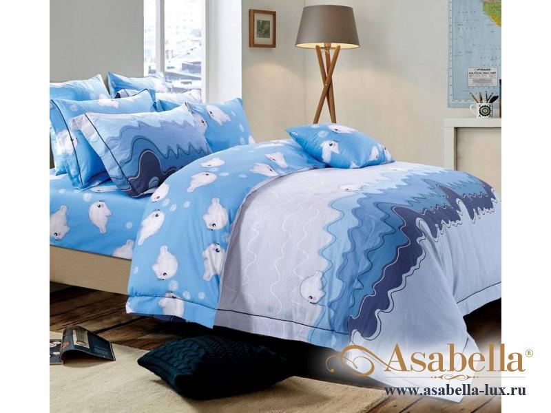 Комплект постельного белья Asabella 914-4S (размер 1,5-спальный)