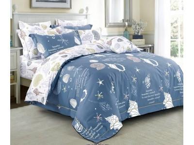 Комплект постельного белья Asabella 917 (размер евро-плюс)