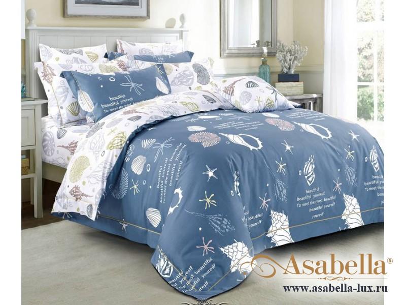 Комплект постельного белья Asabella 917/180 на резинке (размер евро)