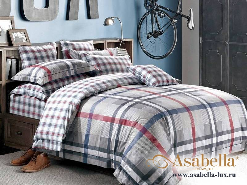 Комплект постельного белья Asabella 920 (размер семейный)