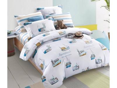 Комплект постельного белья Asabella 927-4XS (размер 1,5-спальный)