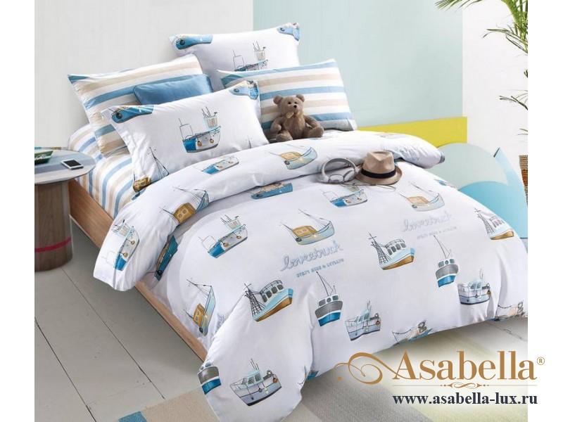 Комплект постельного белья Asabella 927-4S (размер 1,5-спальный)