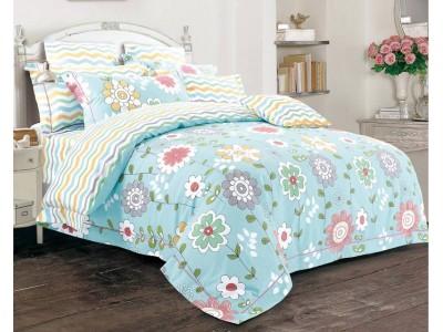 Комплект постельного белья Asabella 929-4XS (размер 1,5-спальный)