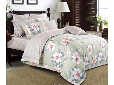 Комплект постельного белья Asabella 934 (размер евро-плюс)