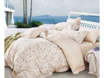 Комплект постельного белья Asabella 954 (размер евро-плюс)