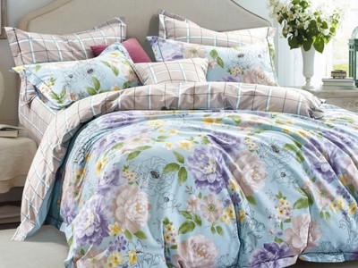 Комплект постельного белья Asabella 971 (размер 1,5-спальный)