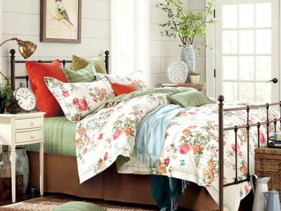 Комплект постельного белья Asabella 973 (размер 1,5-спальный)