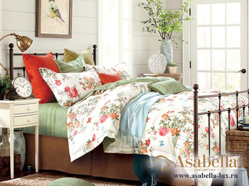 Комплект постельного белья Asabella 973 (размер евро)