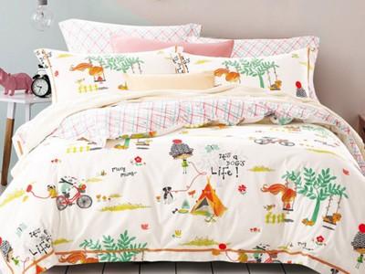 Комплект постельного белья Asabella 979-4XS (размер 1,5-спальный)