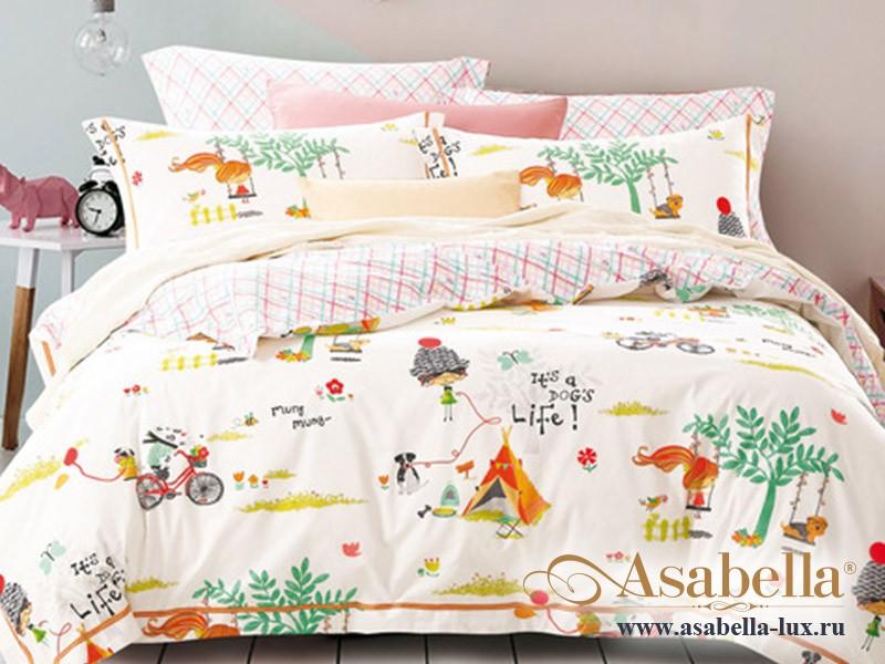 Комплект постельного белья Asabella 979-4S (размер 1,5-спальный)