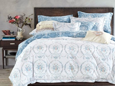 Комплект постельного белья Asabella 982 (размер семейный)