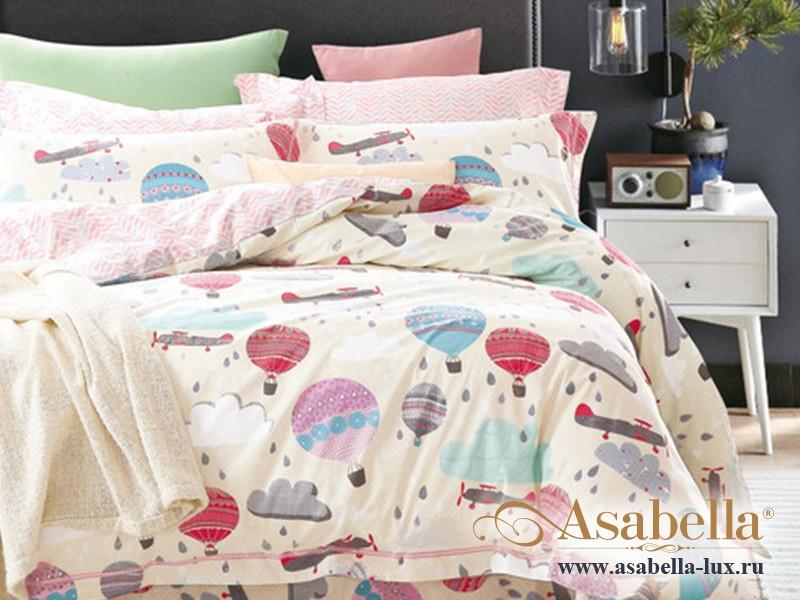 Комплект постельного белья Asabella 985-4S (размер 1,5-спальный)