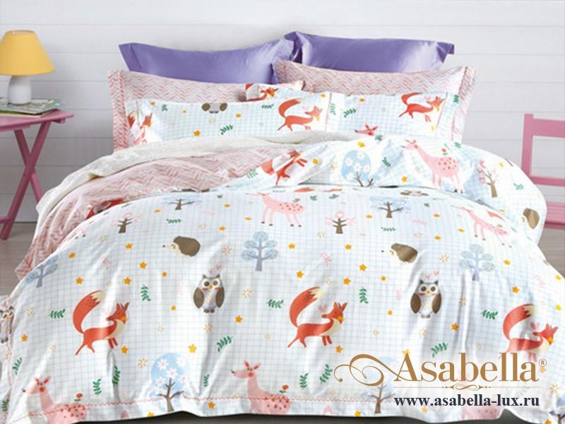 Комплект постельного белья Asabella 992-4XS (размер 1,5-спальный)