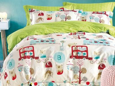 Комплект постельного белья Asabella 993-4XS (размер 1,5-спальный)