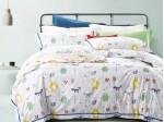 Комплект постельного белья Asabella 996-4S (размер 1,5-спальный)