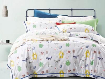 Комплект постельного белья Asabella 996-4XS (размер 1,5-спальный)
