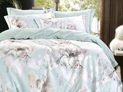 Комплект постельного белья Asabella 997 (размер евро-плюс)