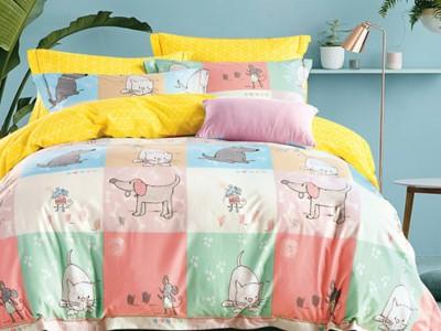 Комплект постельного белья Asabella 998-4XS (размер 1,5-спальный)