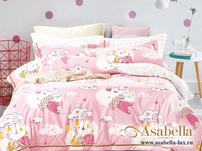 Комплект постельного белья Asabella 999-4S (размер 1,5-спальный)