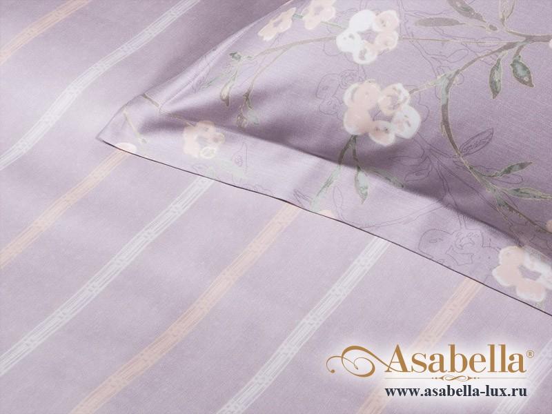 Комплект простыни 240х260 см с двумя наволочками 50х70 см из сатина тенсель Asabella 116-3P