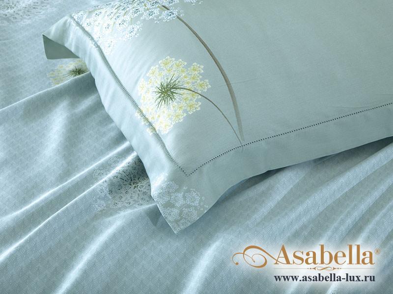 Комплект простыни 240х260 см с двумя наволочками 50х70 см из сатина тенсель Asabella 1310-3P